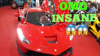 """  PARX "" SUPER CARS AND VINTAGE CAR SHOW 2019 