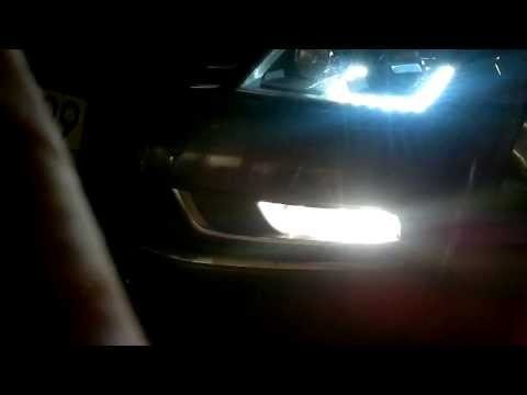 VW Passat (3C) Facelift CH/LH avec anti-brouillard