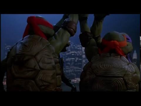 Las Tortugas Ninja 2 | Teenage Mutant Ninja Turtles 2 | TMNT | Movie Trailer | 1992