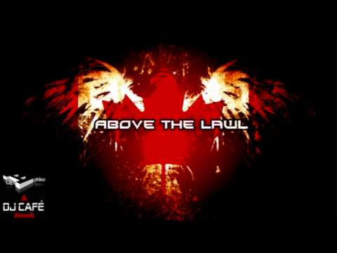 Ephixa feat Dj Cafe - Above The Lawl - Hard Trance