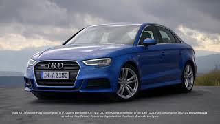 New Audi A3 Saloon