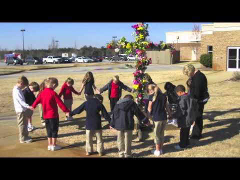 Strong Rock Christian School Kindergarten 2012-13