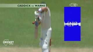 From the Vault: Shane Warne does it all
