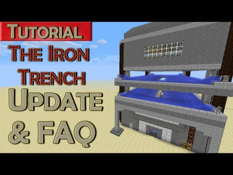 The Iron Trench - Update and FAQ