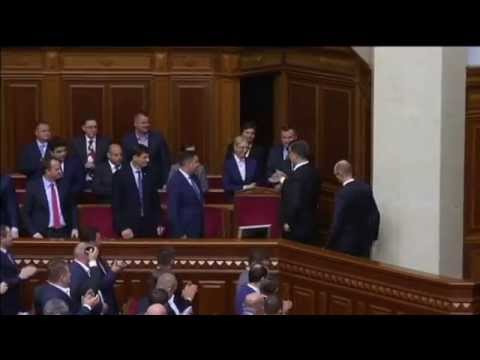 EU-Ukraine Association Agreement Ratified: Ukrainian parliament approves landmark agreement