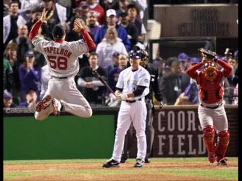 2007 Boston Red Sox World Series Rap