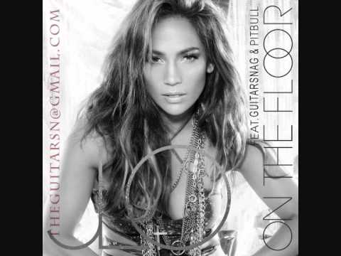 Jennifer Lopez - On The Floor Rock COVERRemakeRemix