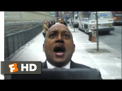 Sharknado 2: The Second One (5/10) Movie CLIP - The Statue of Liberty and Death (2014) HD