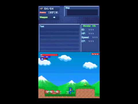 MegaETK (DS) Gameplay