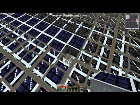Minecraft FTB - Ep.21 - 10,000 stacks of UU-Matter