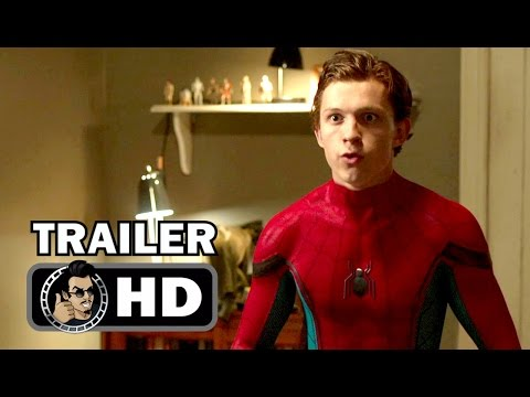"SPIDER-MAN: HOMECOMING ""You're The Spider-Man"" Trailer (2017) Tom Holland Marvel Movie HD thumbnail"