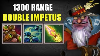 Long Range Double Impetus | Dota 2 Ability Draft