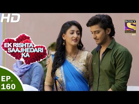 Ek Rishta Sajhedari ka Episode 6 15th August 2016 Full