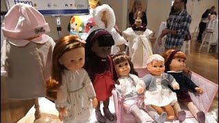 Corolle Dolls at TTPM Holiday Showcase 2015 ☜♥☞