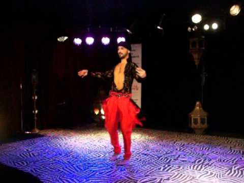 Gennaro Festa MALE BELLY DANCER