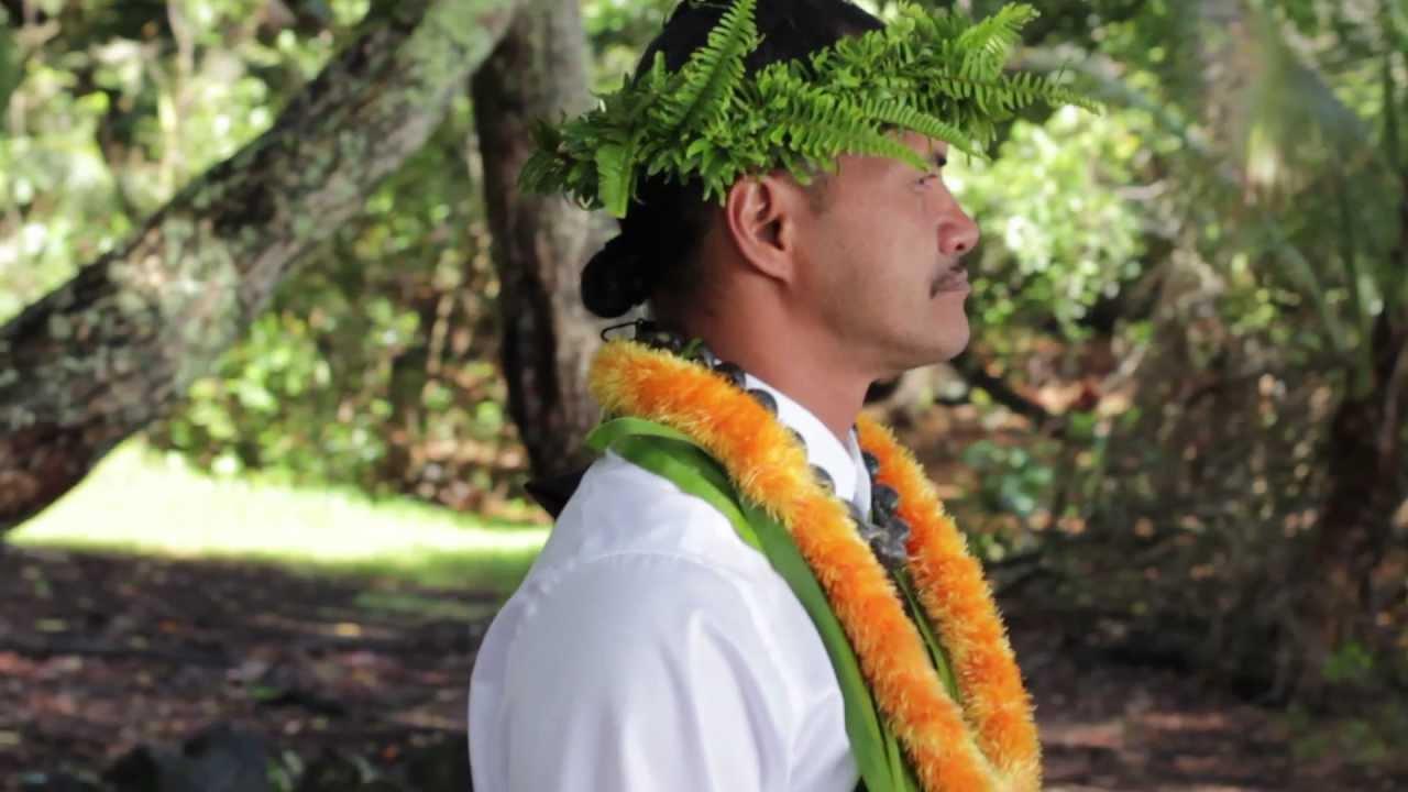 ALOHA CHANT - Aloha Smile - goo