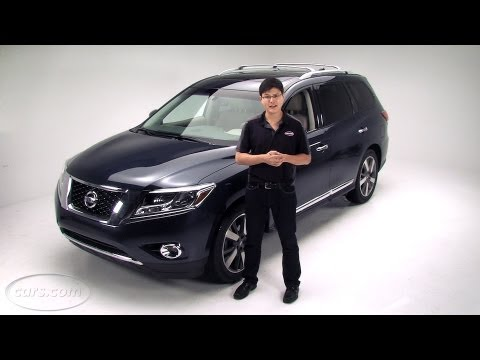 2013 Nissan Pathfinder Platinum 4x4 -- Cars.com Video Review