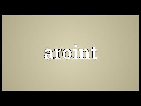 Header of aroint