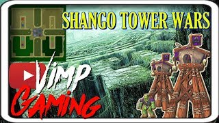 Warcraft 3 | Shango Tower Wars | The Great Maze!