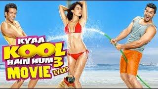 'Kyaa Kool Hai Hum 3' Promotion Event | Tusshar | Aftaab | Gizele | Claudia