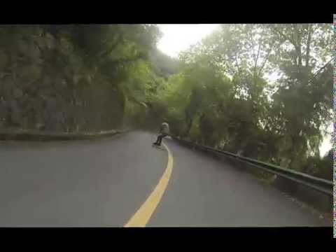 Freeline  skates   DOWNHILL   ALL DAY   by Banya  Arno