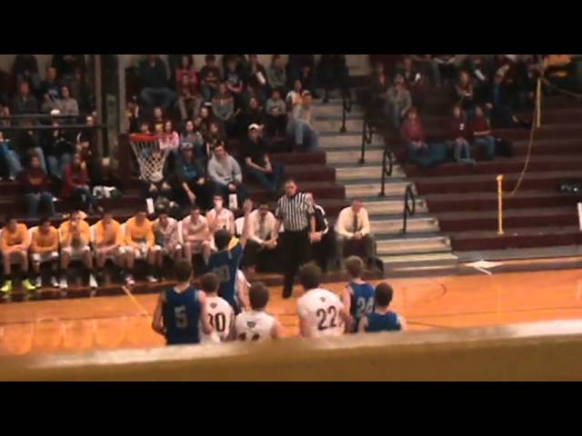 3-9-13 - Geoffrey Dunker rebounds and banks it in (Brush 46, Moffat County 38)