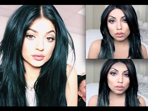 How to look like Kylie Jenner !!!