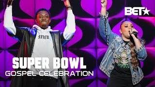 Koryn Hawthorne And Lecrae Are Unstoppable Super Bowl Gospel 19