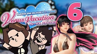 Dead or Alive Venus Vacation: New Outfits! - PART 6 - Game Grumps