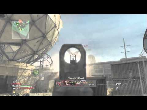 Modern Warfare 3 | Double Sam Turret Kill (Amazing MW3 Clip)