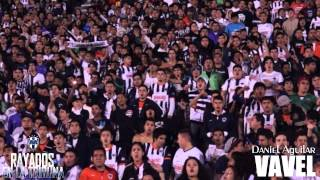 Nivel Cancha  La Adiccion Rayados vs Chivas  y Rayados vs Morelia