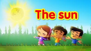 The Sun - Toyor Baby English
