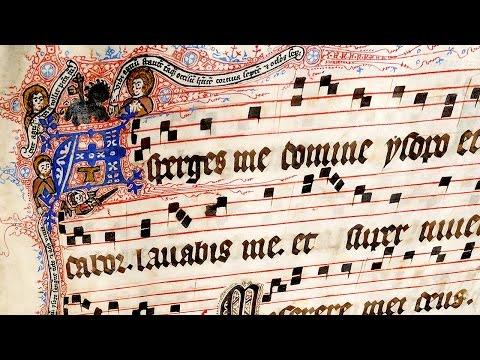 Gregorian Chant - Asperges me, Domine