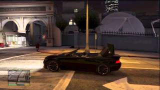 GTA 5 HOW TO FIND THE SECRET // RARE & EXCLUSIVE BMW M6 CONVERTABLE 2013 CAR REVIEW *UNSEEN*