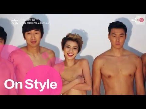 패션킬라 Ep 2 : 안영미, 상남자들과 세미누드 화보촬영