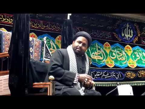 Majlis Maulana Qalba Sadiq 15th Safar Birmingham (UK)