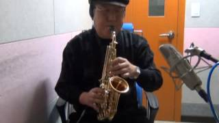 Going Home   Um Kilsub 엄길섭 Kenny G style Saxophone