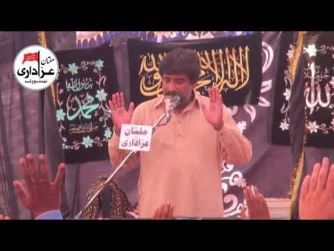 Zakir Saif  Ali Khokhar |  Majlis e Aza | 1 July 2018 | Near By Pass Bosan Road Multan |