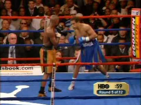 Floyd Mayweather Jr. vs. Sharmba Mitchell Pt.3