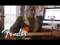 Jim Campilongo Gets Familiar with 68 Custom Princeton Reverb | Fender