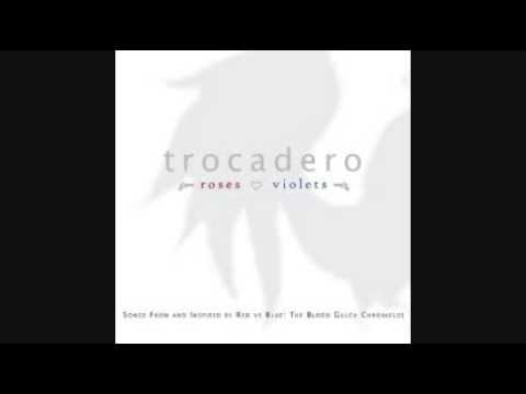 Trocadero - Steady Ride Gun Metal Green