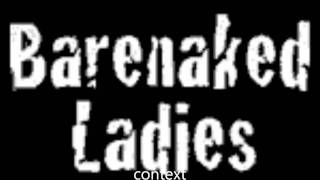 Watch Barenaked Ladies Having A Baby video