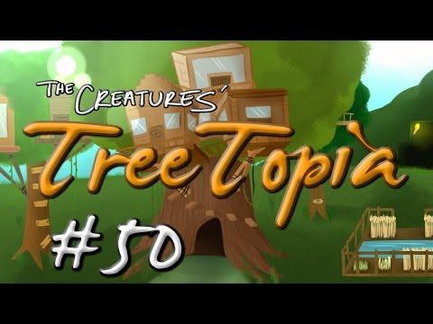 MELTING POT OF ETHNICITY - Minecraft: Treetopia Ep.50