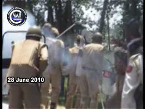 cvmnKASHMIR NEWS 28 JUNE 2010 SOPORE CHALOO VIOLENT DAY IN KASHMIR 2 KILLED