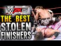 WWE 2K15 THE BEST STOLEN FINISHERS PS4 mp3