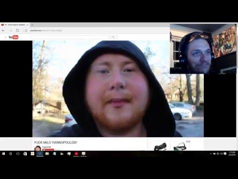 Copper Cab Vs. Gavin Mcinnes Vs. Milo Yiannopoulos - Triple Threat Death Match -
