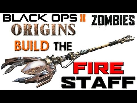 how to build the ice staff black ops 3