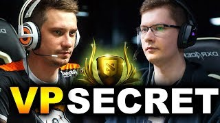 SECRET vs VP - GRAND FINAL - KUALA LUMPUR MAJOR DOTA 2
