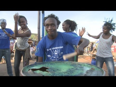Faces of Africa - Beats of Hope: Slum Drummers of Kenya