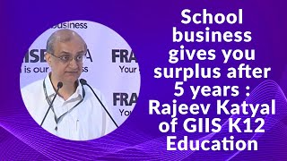 School business gives you surplus after